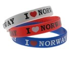 Armbånd I Love Norway