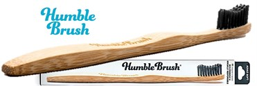 Tannbørste Bambus, soft - Humble Brush